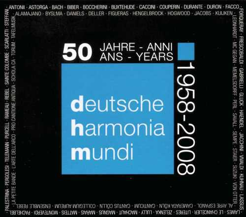 Deutsche Harmonia Mundi: 50 Years 1958-2008 (50 CD box set, APE)