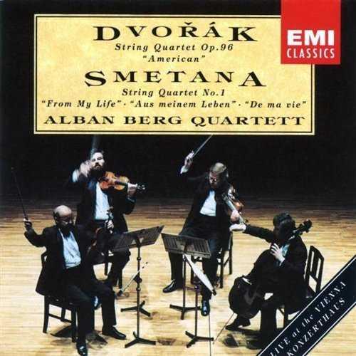 Dvorak - String Quartet Op 96, Smetana - String Quartet in E minor (APE)