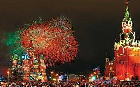 Happy New Year - C Новым Годом!