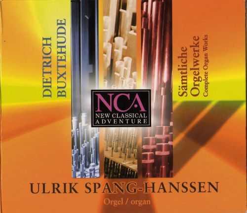 Spang-Hanssen: Buxtehude - Sämtliche Orgelwerke (6 CD, FLAC)