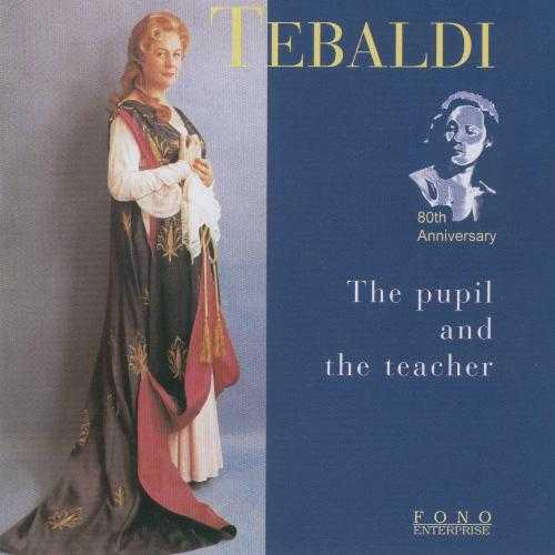 Renata Tebaldi - 80th Anniversary (4 CD, APE)