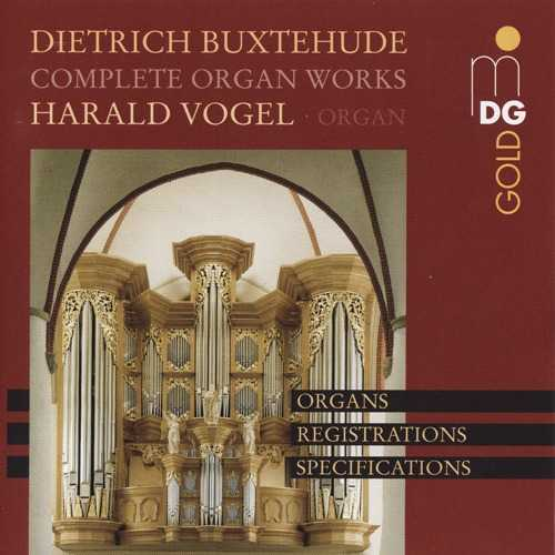Vogel: Buxtehude - Complete Organ Works (7 CD box set, FLAC)