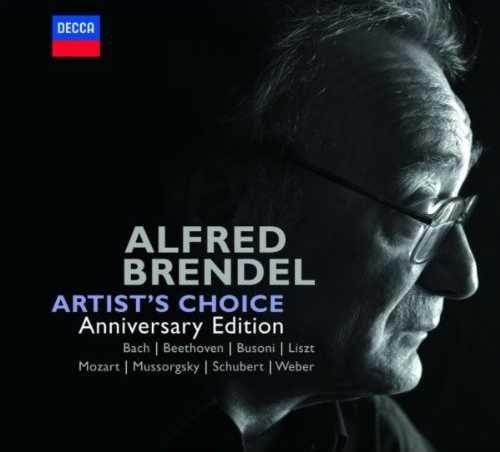 Alfred Brendel - Artist's Choice Anniversary Edition (3 CD, FLAC)
