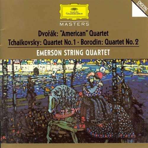 Dvorák, Tchaikovsky, Borodin - Quartets (APE)