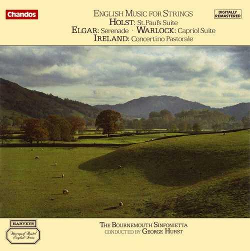 English Music for Strings (FLAC)