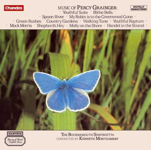 Music of Percy Grainger (FLAC)