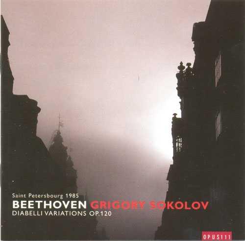 Sokolov: Beethoven - Diabelli Variations (APE)