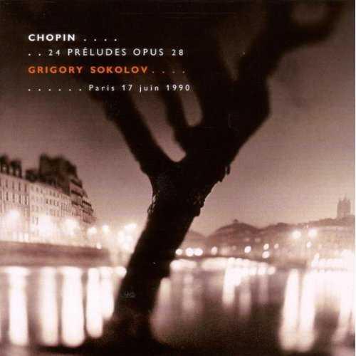 Sokolov: Chopin - 24 Preludes op.28 (APE)