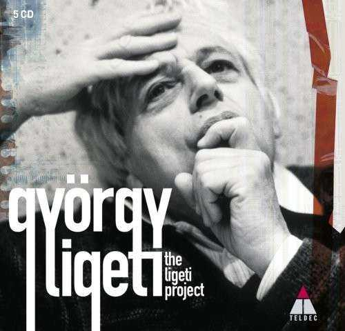 The Ligeti Project (5 CD box set, FLAC)