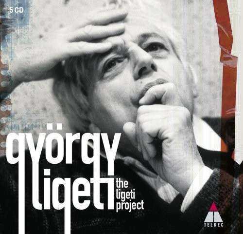 The Ligeti Project (5 CD box set, FLAC)