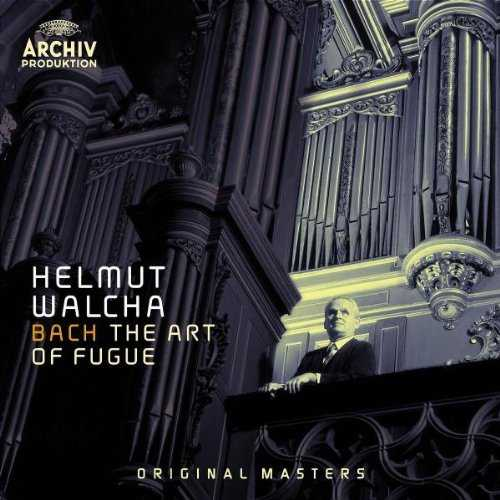 Walcha: Bach - The Art Of Fugue (2 CD, APE)