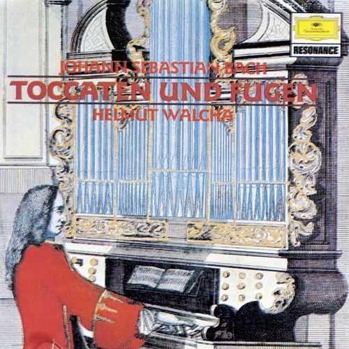 Walcha: Bach - Toccatas and Fugues (FLAC)