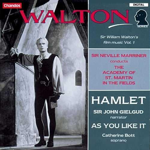 Sir William Walton's Film Music vol.01-04 (4 CD, FLAC)