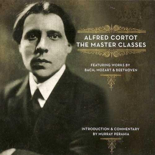 Alfred Cortot - The Master Classes (3 CD box set, APE)