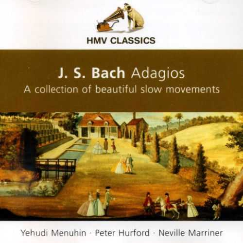 J.S. Bach Adagios. A Collection of Beautuful Slow Movements (FLAC)