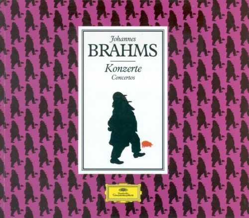 Johannes Brahms - Complete Concertos (3 CD, FLAC)