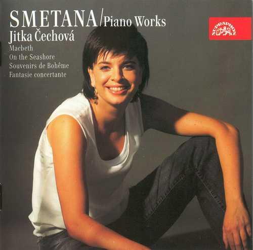 Cechova: Smetana - Piano Works (APE)