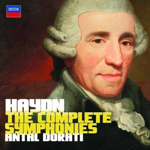 Haydn - The Complete Symphonies - Dorati   (33 CDs)