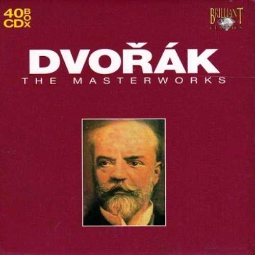 Dvorak - The Masterworks (40 CD box set, FLAC)