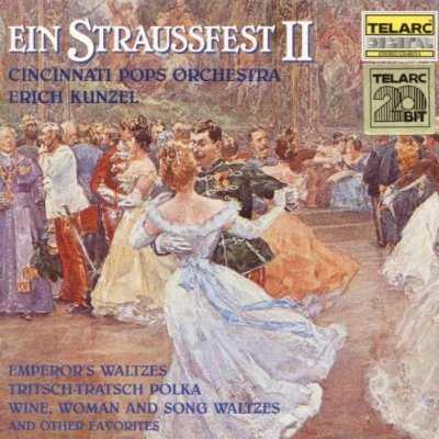 Ein Straussfest II (FLAC)