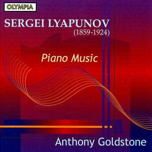 Goldstone: Lyapunov - Piano Music (FLAC)