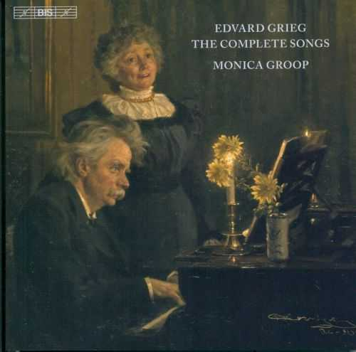 Groop: Grieg - The Complete Songs (FLAC)