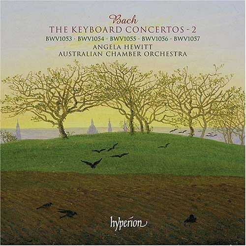Hewitt: Bach - The Keyboard Concertos vol.1,2 (2 CD, FLAC)