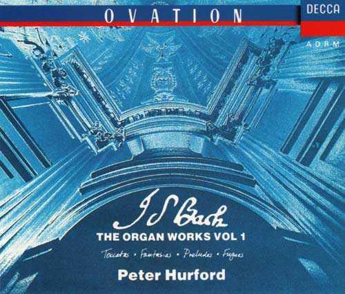 Hurford: Bach - The Organ Works vol.1-6 (17 CD, FLAC)