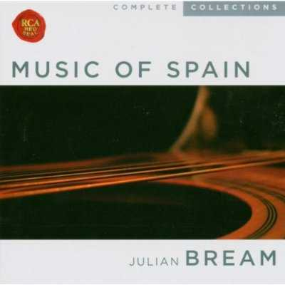 Julian Bream - Music of Spain (6 CD box set, APE)