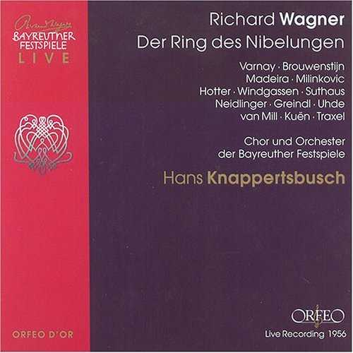 Knappertsbusch: Wagner - Der Ring des Nibelungen (13 CD box set, APE)