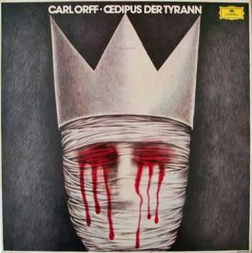 Kubelik: Orff - Oedipus der Tyrann (3 CD, FLAC)