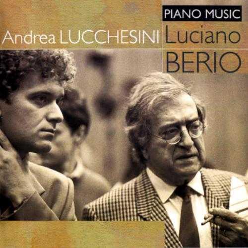 Lucchesini: Luciano Berio - Piano Music (FLAC)