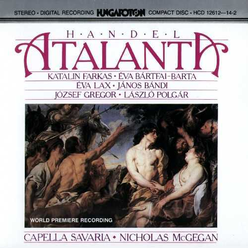 McGecan: Handel - Atalanta (3 CD box set, WavPack)
