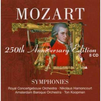 Mozart: 250th Anniversary Edition (8 CD box set, FLAC)