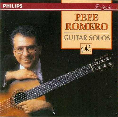 Pepe Romero - Guitar Solos (APE)