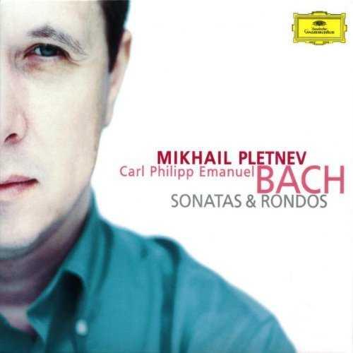 Pletnev: Bach - Sonatas And Rondos (FLAC)