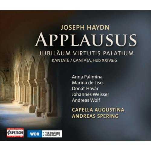 Spering: Haydn - Applausus (FLAC)