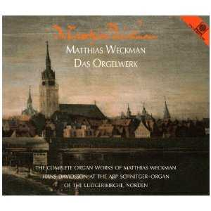 Weckman - Das Orgelwerk (2 CD, FLAC)