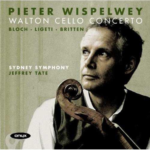 Wispelwey: Walton - Cello Concerto (FLAC)