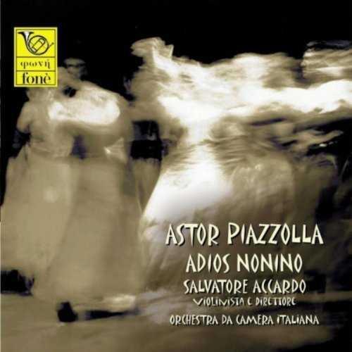 Accardo: Piazzolla - Adios Nonino (96kHz / 24bit, FLAC)