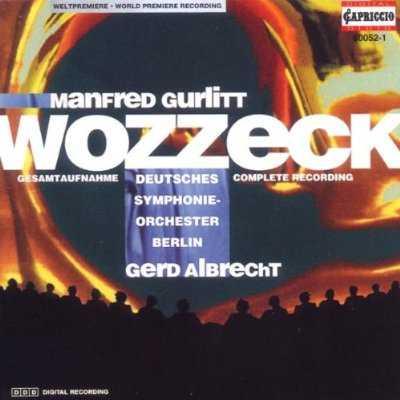 Albrecht: Gurlitt - Wozzeck (APE)