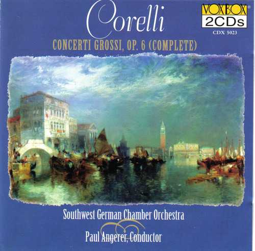 Angerer: Corelli - Concerti Grossi (2 CD, FLAC)