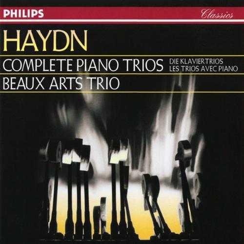Beaux Arts Trio: Haydn - Complete Piano Trios (9 CD box set, FLAC)