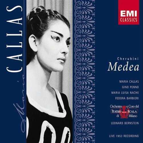 Bernstein: Cherubini - Medea (2 CD, APE)