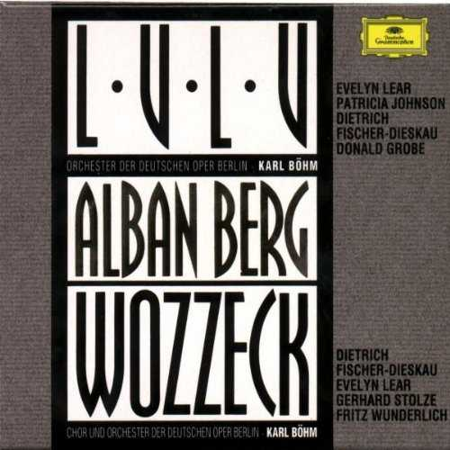 Böhm: Berg - Lulu, Wozzeck (3 CD box set, FLAC)