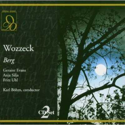 Böhm: Berg - Wozzeck (2 CD, APE)
