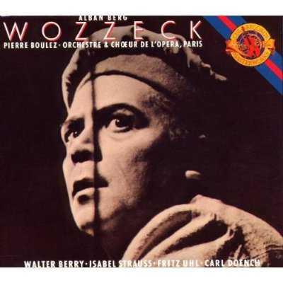 Boulez: Berg - Wozzeck (2 CD, APE)