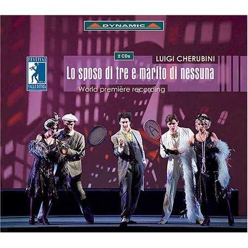Cherubini - Lo sposo di tre e marito di nessuna (2 CD, APE)