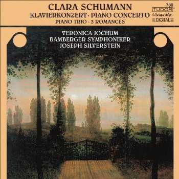 Clara Schumann - Piano Concerto, Piano Trio, 3 Romances (APE)
