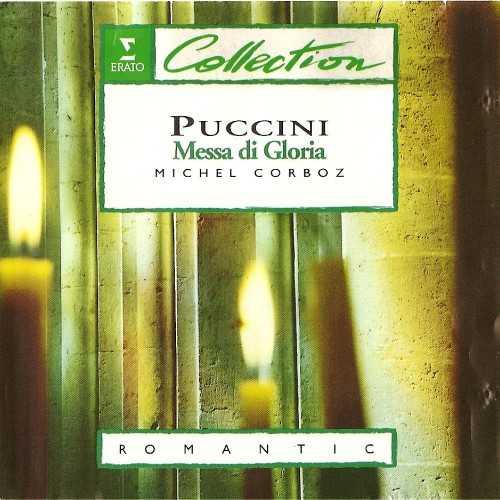 Corboz: Puccini - Messa di Gloria (APE)